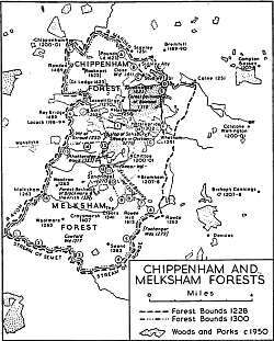 Melksham's Royal Forest
